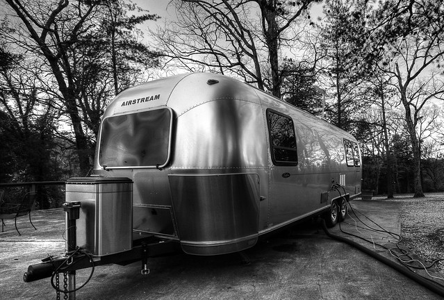 maiden voyage.  Camping / glamping in the Ozarks