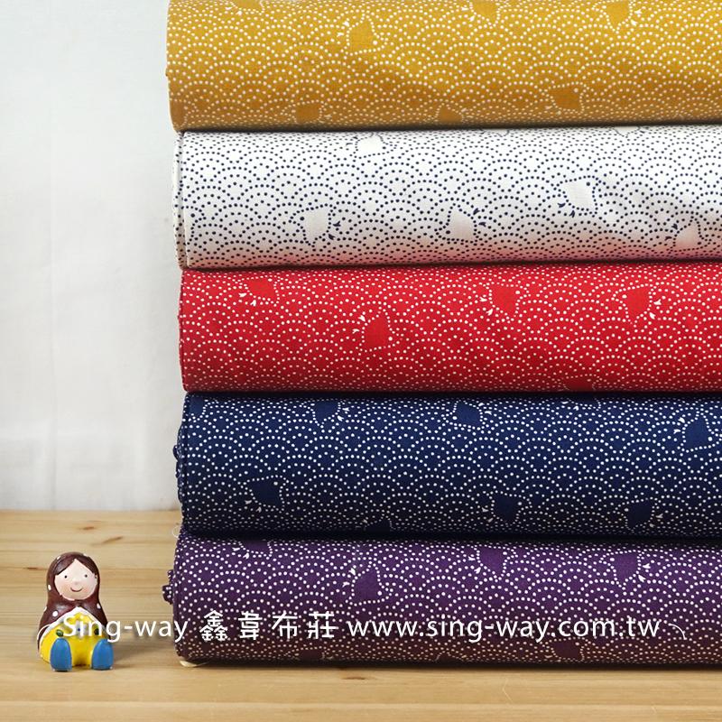 點點小雞 簡約 日式文青 手工藝DIy 拼布布料 CA450729