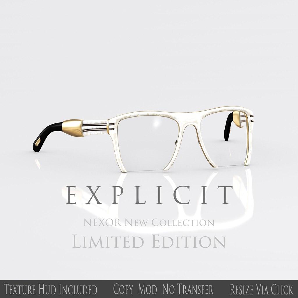 NEXOR - Explicit Shadez ( Limited Edition ) - TeleportHub.com Live!