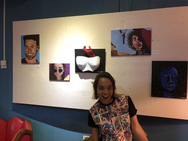Miriam's Art Exhibit 2018