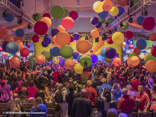 2018 World Balloon Convention