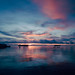 Sunrise over Dumaguete by seasonal wanderer