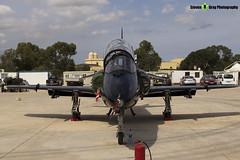 XX332 CD - 178 312156 - Royal Air Force - British Aerospace Hawk T1A - Luqa Malta 2017 - 170923 - Steven Gray - IMG_0692
