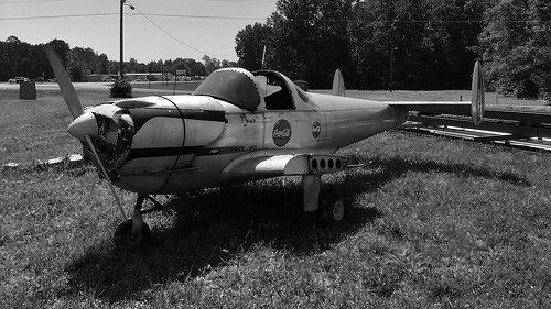 Ercoupe | Aircoupe | Derelict Single-Engine, Low Wing Monoplane