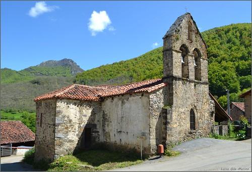 Iglesia de San Jorge - Ledantes (Cantabria)