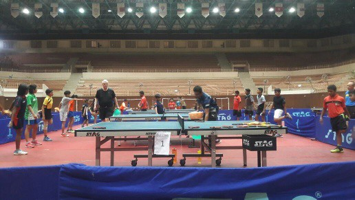 Indore (India) - ITTF - PTT Level 3 Coaching Course