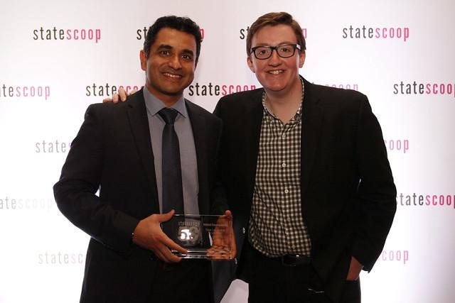 2018 StateScoop 50 Awards Reception