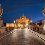 Ponte Sant'Angelo - https://www.flickr.com/people/42627784@N06/