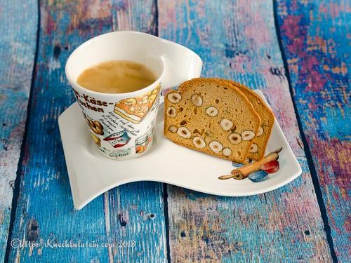 Nussbrot - hauchdünne Kekse (1)