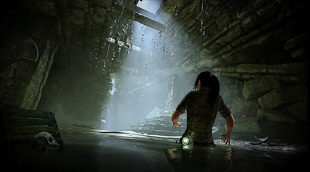 Shadow of the Tomb Raider - Watery Tomb