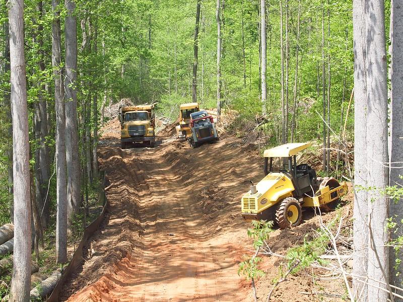 Dick & Willie Trail Update
