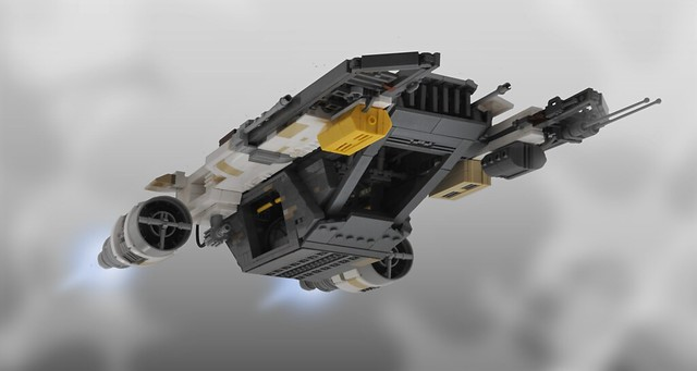 LEGO Star Wars Ryder's U-wing