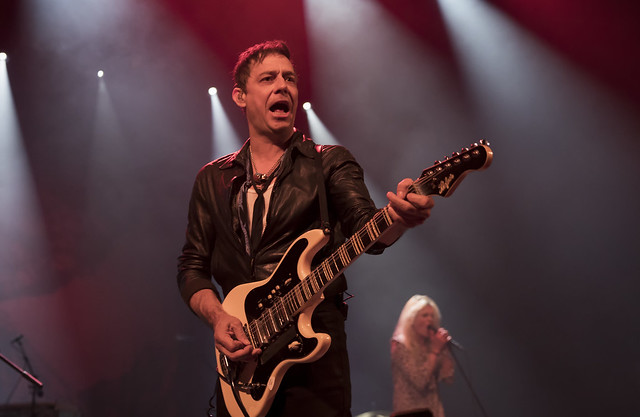 Jamie Hince of The Kills