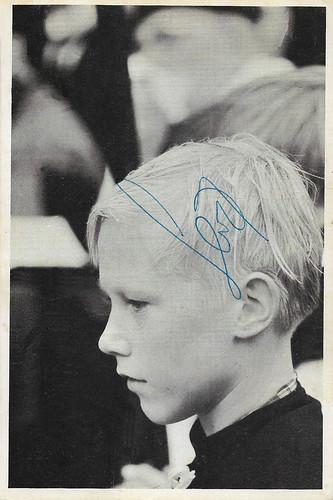 Fons Exelmans in Wij, heren van Zichem (1969–1972)