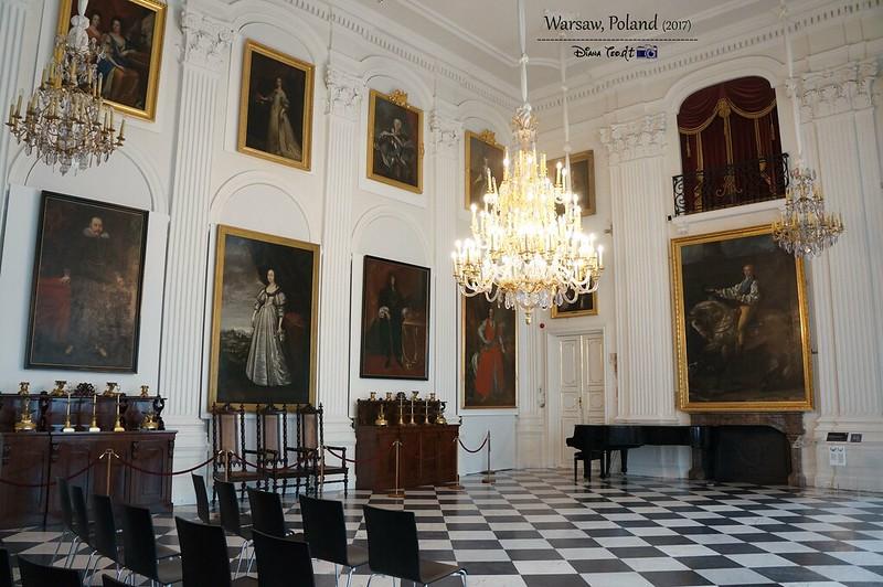 2017 Europe Warsaw Wilanów Palace 03