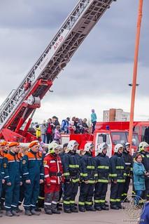День пожарной охраны 203