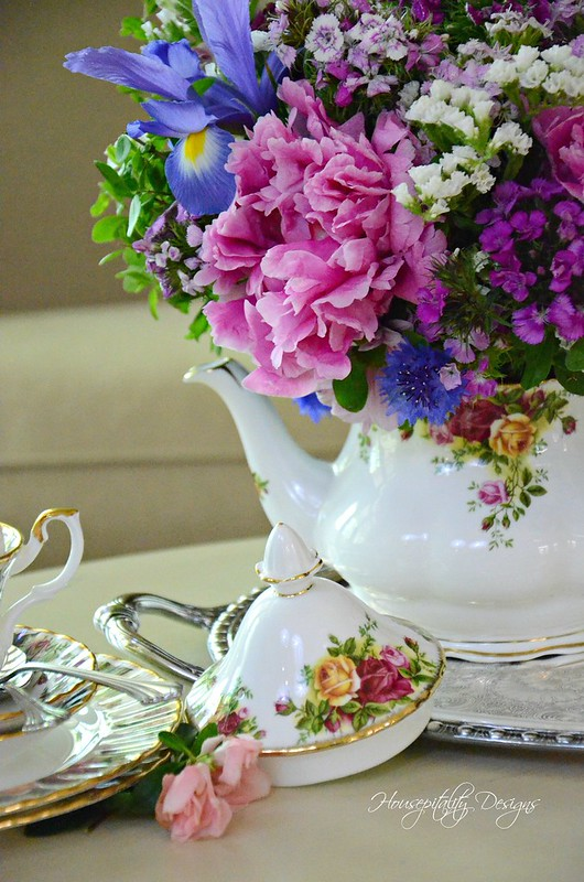 Teapot Arrangement-Housepitality Designs-9