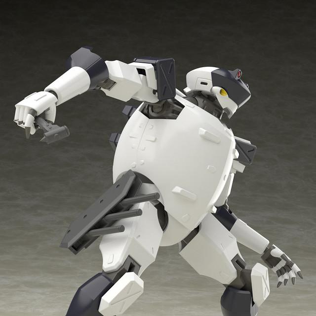 大青蛙推出套件!MODEROID《驚爆危機》Rk-92 野蠻人 石弓 (相良宗介機)1/60比例組裝模型 サベージ(クロスボウ)