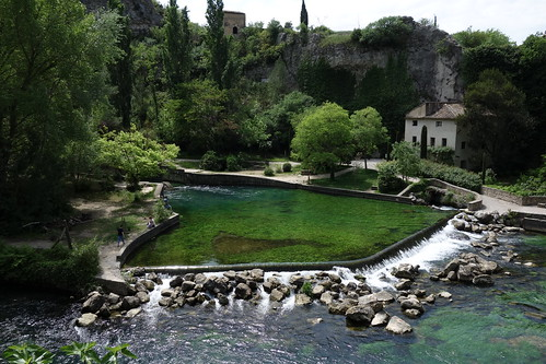 Fontaine-de-Vaucluse, France