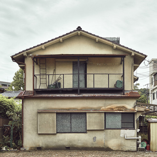 Japanese house.