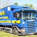 Carole's Driver Training Scania R420 FJ58XFY Peterborough Truckfest 2018