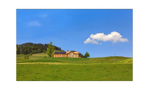 Swiss Cloud . . .