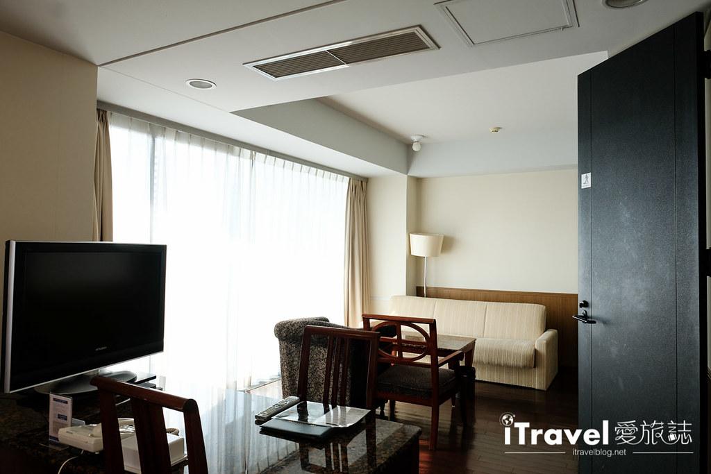 福冈饭店推荐 The Residential Suites Fukuoka (22)