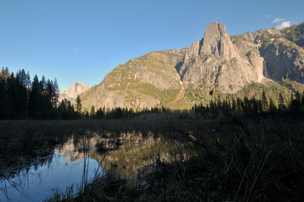 Half Dome Reflection | Yosemite National Park, California