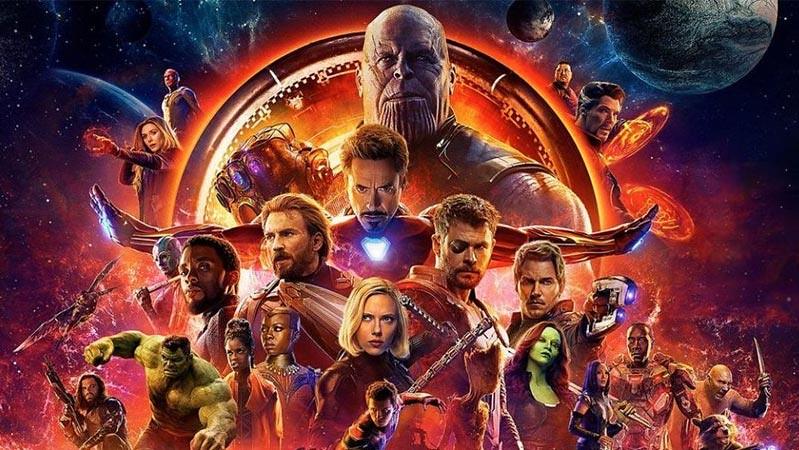 Film Avengers: Infinity War (2018)