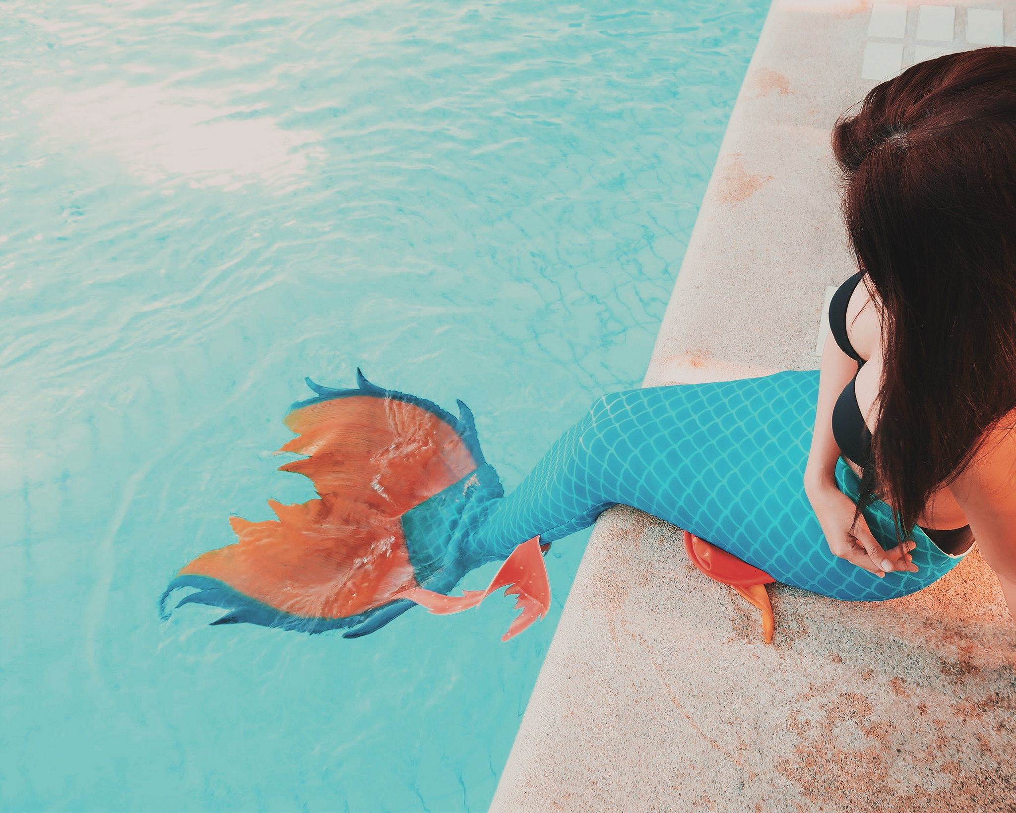 Bucket List: Swim Like a Mermaid Mermaid Swimming school Philippines