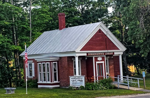 maine somersetcounty norridgewock us2 library free publiclibrary nationalregister nationalregisterofhistoricplaces
