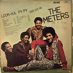THE METERS:LOOK-KA PY PY(JACKET B)
