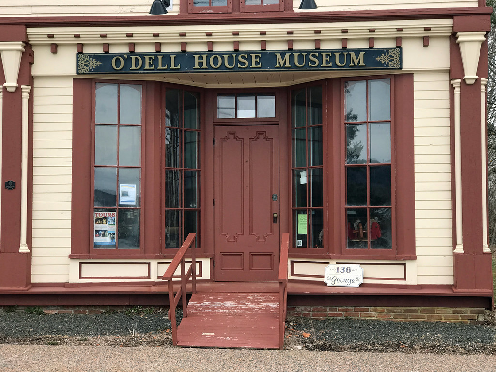 O'Dell House Museum, Annapolis Royal