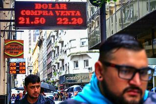 Dólar y preocupación