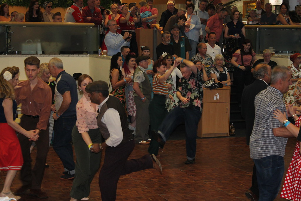 The Festival Of Vintage York Dancing