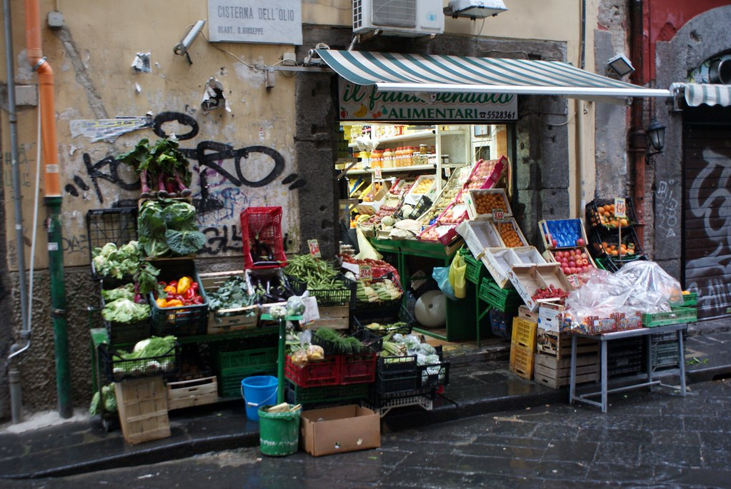 Epicerie du Vieux Naples