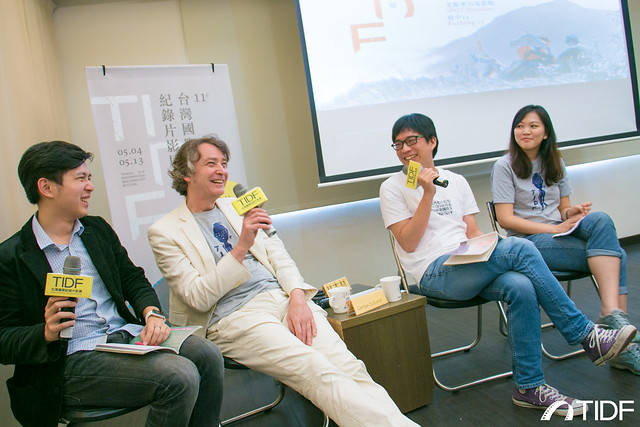 TIDF 紀錄片聊聊吧4《我在東南亞、天朝及TIDF當媒體宣傳的日子》