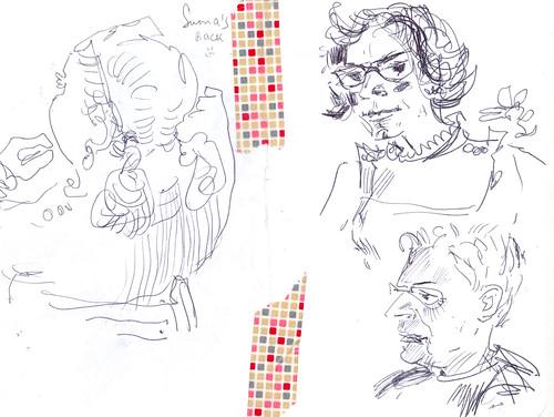 Sketchbook #113: USK Meeting