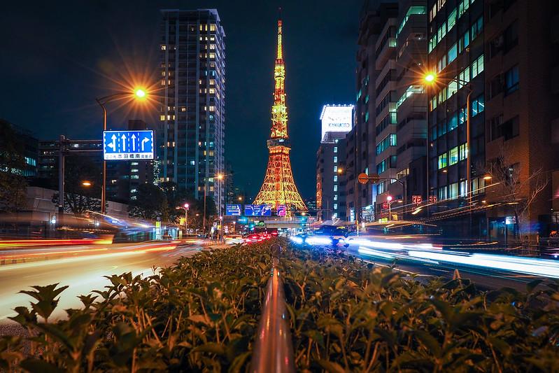 東京鐵塔 TOKYO TOWER