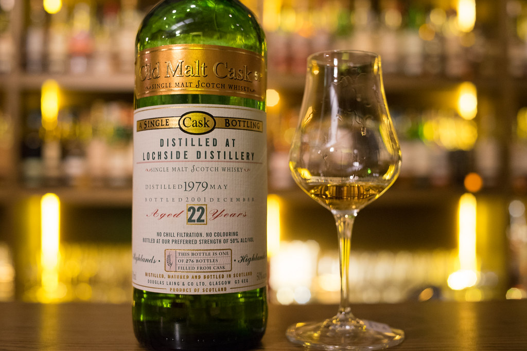 Lochside 1979-2001 Old Malt Cask
