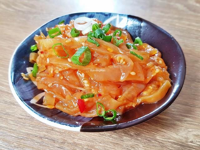 Seasoned Jellyfish