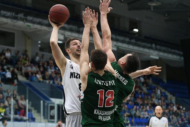 12/05/2018 Nizhny Novgorod-Lokomotiv 92:86