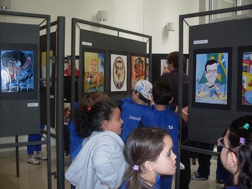 Exposição As Caras do Brasil do 2010 NAC