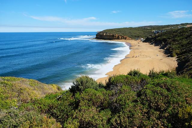 Bells Beach, Great Ocean Road, Victoria, Australia