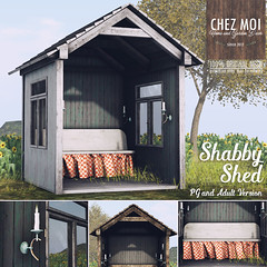 Shabby Shed CHEZ MOI