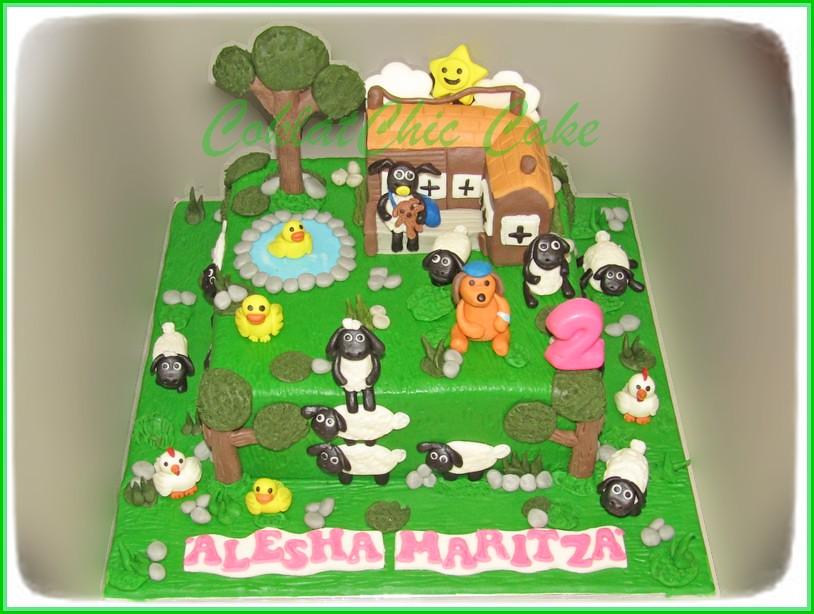 Cake TIMMY TIME ALESHA 20 cm