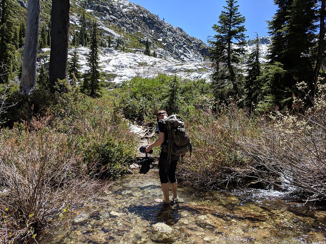 Hike to Bear Lake Basin