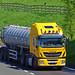 IVECO Stralis - BILLY BOWIE Tankers Kilmarnock