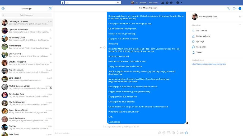 facebook geir magne kristensen 2