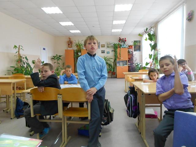 Крымская средняя школа, Крымский, Nikon COOLPIX S2600